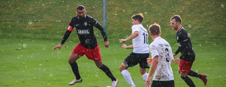 8. Runde BS: Knappe Last-Minute-Niederlage in Frankenburg