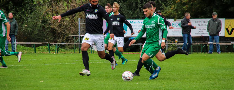 9. Runde BS: Remis im Derby gegen Gunskirchen!