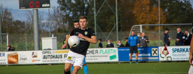 12. Runde BS: Knappe Niederlage gegen die Spielgemeinschaft aus Allhaming/Weißkirchen!